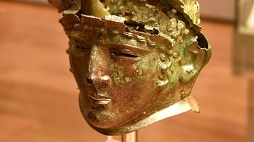 The Ribchester Helmet