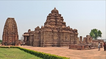 Temple Complex in Pattadakal