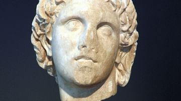 Alexander the Great, from Pella