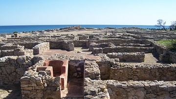 Punic Houses, Kerkouane
