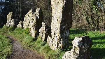 Legends of the Rollright Stones, Oxfordshire