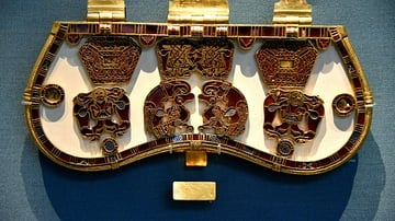 The Sutton Hoo Purse-lid
