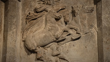 Helios Relief, Troy