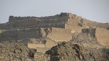 Temple of the Sun, Pachacamac