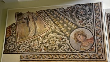 Months & Seasons Mosaic, Carthage