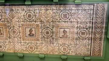 Seasons Mosaic, Carthage