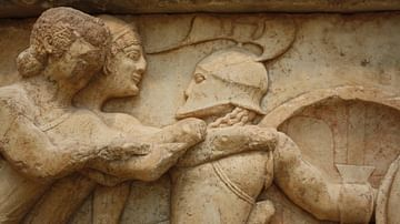 Gods Fighting Giants, Delphi