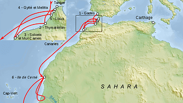 Voyage of Hanno the Carthaginian Explorer