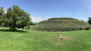Temple Mound of Cuicuilco