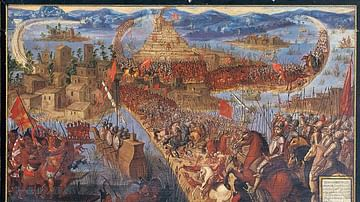 Cortes & the Siege of Tenochtitlan