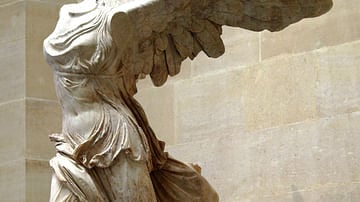 Winged Victory: the Nike of Samothrace