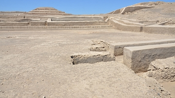 Ceremonial Plaza, Cahuachi