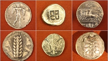 Greek Silver Coins