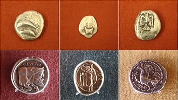 Ancient Greek Coins