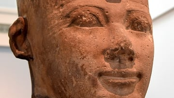 Head of King Thutmose I