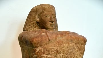 Block Statue of Teti