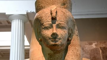 The Goddess Hathor