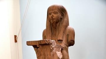 Statue of the Nile God Hapy