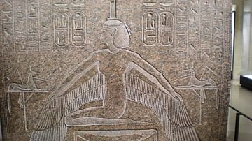 Balance & the Law in Ancient Egypt