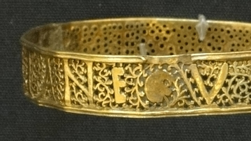 Gold Bangle, Hoxne Hoard