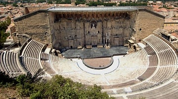 The Roman Theatre of Orange