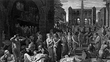 The Plague at Athens