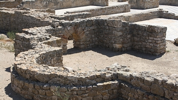 Roman Baths, Empuries
