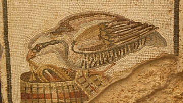 Partridge Mosaic, Empuries