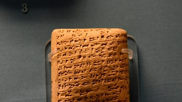 Amarna Letter from Labayu