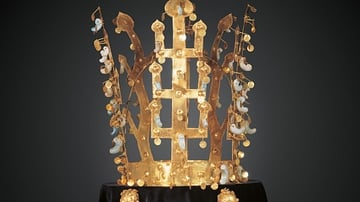 The Gold Crowns of Silla