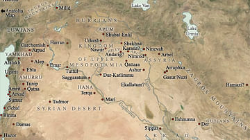 Mesopotamia: The Rise of the Cities