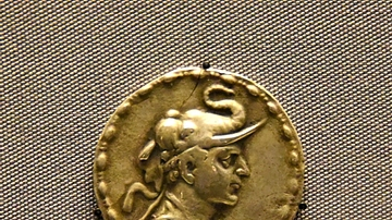 Coin of Lysias