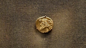 Silver Coin of Farhad IV