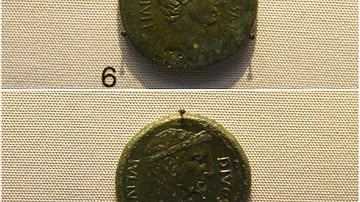 Coins of the First Roman Emperor
