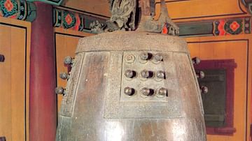 The Bronze Bells of Ancient Korea