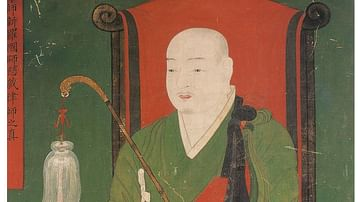 Famous Buddhist Monks of Ancient Korea