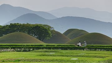 Silla Tombs of Gyeongju
