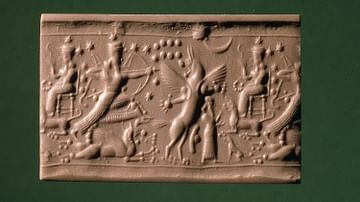 Cylinder Seal with Ninurta