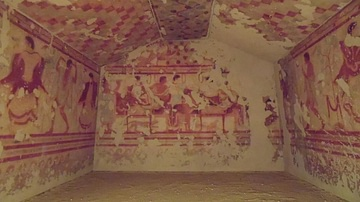 Tomb of the Triclinium