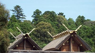 Naiku, Ise Grand shrine