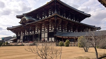Great Buddha Hall, Todaiji