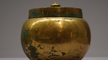 Cinerary Urn, Nara Period