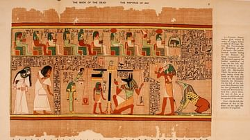 Daily Life & Afterlife in Ancient Egypt