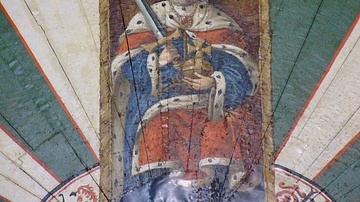 The Historical King Arthur