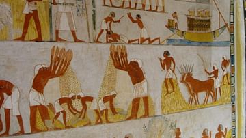 Social Structure in Ancient Egypt