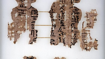 Letters to the Dead in Ancient Egypt