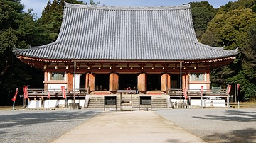 Main Hall, Daigoji