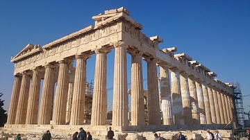 Greek World Heritage Sites