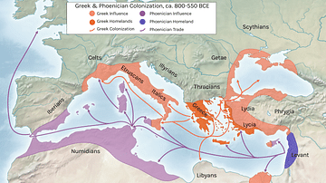 Trade in Ancient Greece