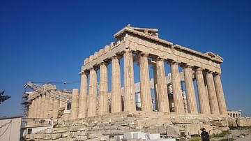 A Tour in Ancient Athens